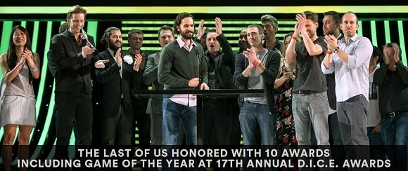 The Last of Us Part Award Winners