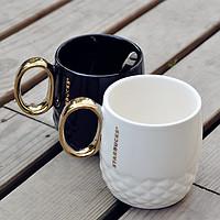 Керамическая чашка 'Starbucks Gold'