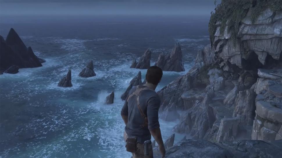Uncharted 4: потрясающая визуализация