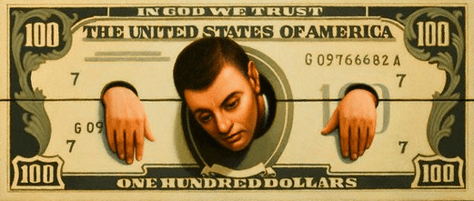 раб денег