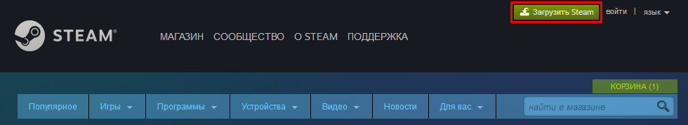 Steam-client