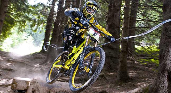 МТБ-велоспорт