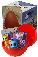 яйцо-сюрприз с игрушками 'Пони'
