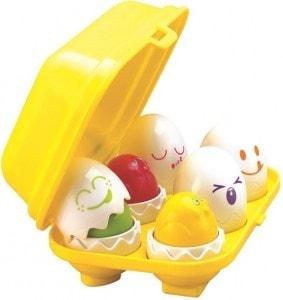 """Сортер """"Забавные яйца"""""""
