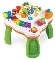 музыкальная игрушка-столик от Weina