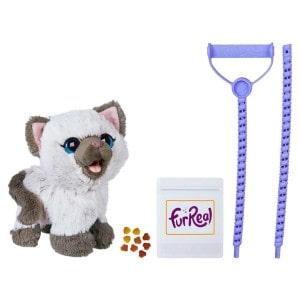 Интерактивная игрушка Furreal Friends 'Забавный Котенок, друг Пакса'