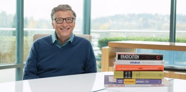5 лучших книг 2018 года от Билла Гейтса