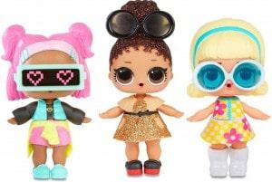 Игровой набор с куклой L.O.L. S3 'Конфетти'