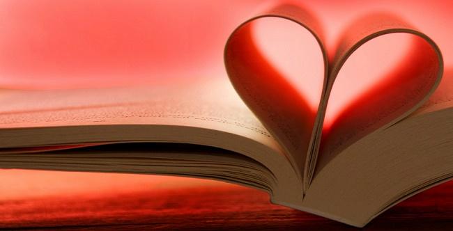 14 книг для нее и для него в День влюбленных