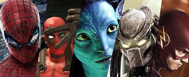 топ 12 самых ожидаемых фильмов 2018 года