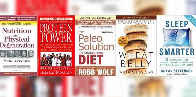 обзор лучших книг о правильном питании и здоровье