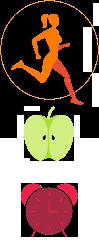 здоровое питание - залог стройной фигуры