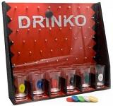 Настольная игра Duke 'Drinko' с рюмками