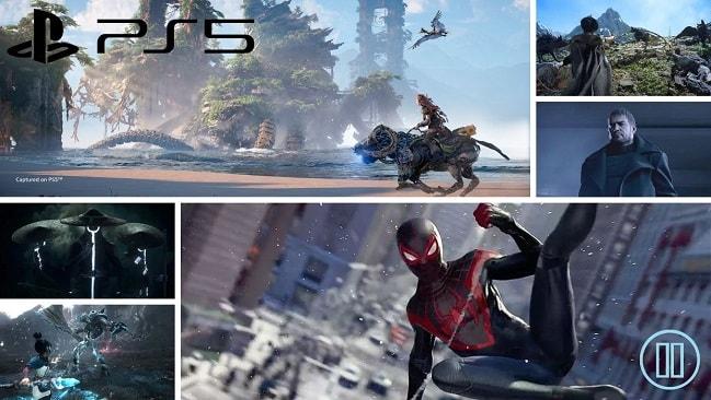 игры для PS5
