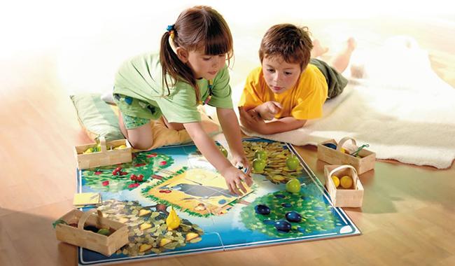 Скидки на настольные игры для детей