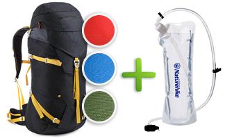 Купи рюкзак - получи питьевую систему