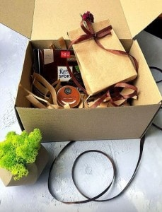Подарочный набор 'Coffee Braun'