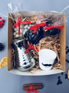 Подарочный набор 'Кофейный ценитель'