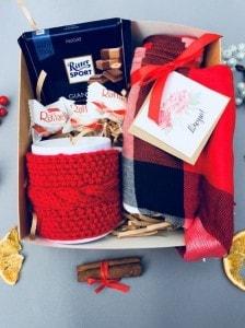 Подарочный набор 'Теплый презент'