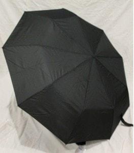 Зонт антишторм полуавтомат в 3 сложения