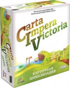 Настільна гра CIV. Carta Impera Victoria, Українське видання