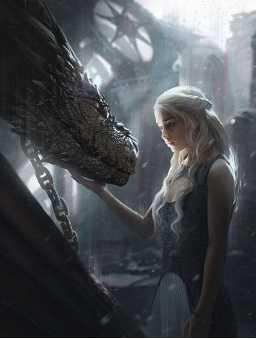 Дейенерис Таргариен, мать драконов