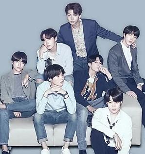музична група BTS