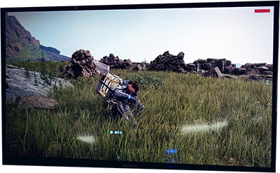 скриншот из Death Stranding