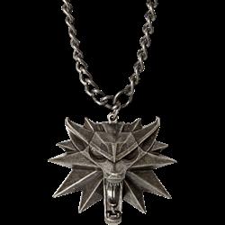 ведьмачий медальон