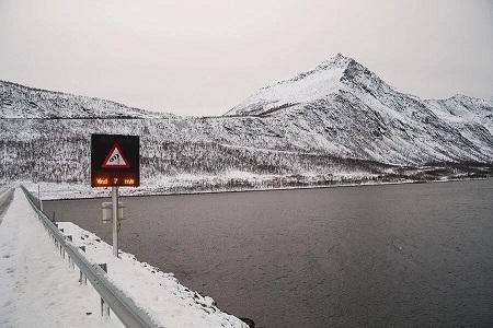 скандинавский пейзаж